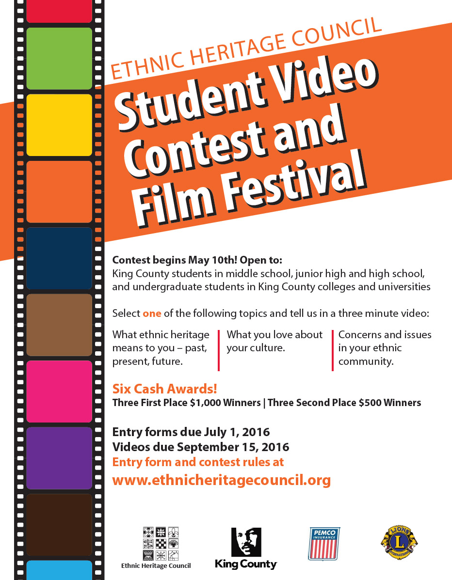 Student Video Contest and Film Festival